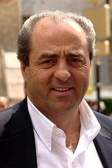 Di Pietro nel 2010