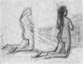 AokiShigeru-1907-Study for Pray at Dawn.png