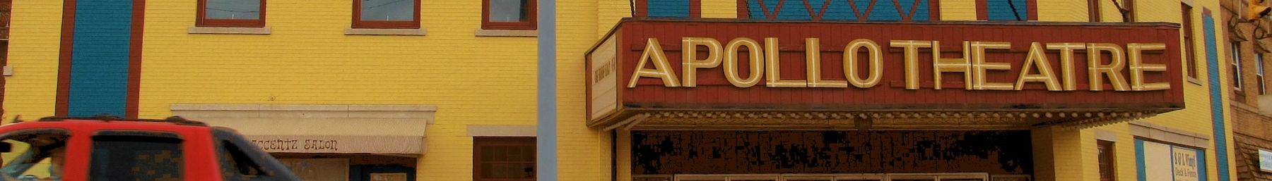 Appolo Theatre cinema