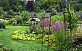 Applecross village. Walled garden of the acclaimed 'Potting Shed' restaurant. - panoramio.jpg