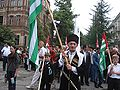 Apsua Holding Apsny Flag.jpg