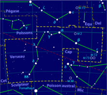 Description de l'image Aquarius constellation map-fr.png.