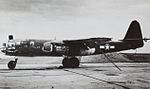 "Arado Ar. 234 (10G) Charles Daniels Collection Photo from ""German Aircraft"" Album (15083549157).jpg"