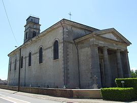 The Church of Saint Martin