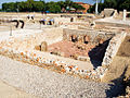 Archaeological site of Complutum (thermae and Basilica).jpg