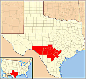 Roman Catholic Archdiocese of San Antonio - Image: Archdiocese of San Antonio in Texas