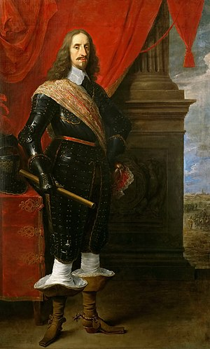 Archduke Leopold Wilhelm of Austria - Archduke Leopold Wilhelm of Austria as marshall, by David Teniers the Younger