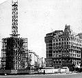 Archivo General de la Nación Argentina 1936 Buenos Aires, Obelisco en construcción.jpg