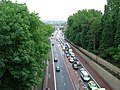 Archway Road from Archway Bridge N19 - geograph.org.uk - 392230.jpg