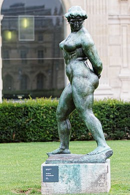 Aristide Maillol - Action enchaînée - Bronze - 1908 - 013.jpg