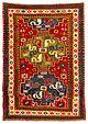 Armenian Dragon Rug Vishapagorg Kazak 234x162 19th century Chondoresk Karabagh Kar991.jpg