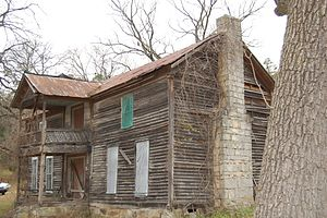National Register of Historic Places listings in Izard County, Arkansas - Image: Arnld 9