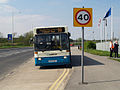 Arriva Durham County bus 1670 (M770 DRG), 13 April 2009 (3).jpg