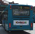 Arriva bus 4506 Volvo B10BLE Wrightbus Renown V506 DFT in Newcastle 9 May 2009 pic 1.jpg