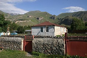 Arsha village near Kazbegi, Georgia.jpg
