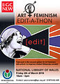 Art and Feminism 2016 poster Wales 01.jpg