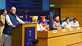 Arun Jaitley addressing at the release of a commemorative silver coin, on the occasion of the 300th Martyrdom Day of Banda Singh Bahadur, in New Delhi.jpg