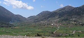Lefka Ori - The plateau of Askifou