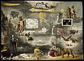 Astronomy; various apocalyptic scenes, including a comet, li Wellcome V0024807.jpg