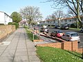 At last spring is here in Allaway Avenue - geograph.org.uk - 774895.jpg