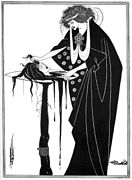 Aubrey Beardsley - The Dancer's Reward