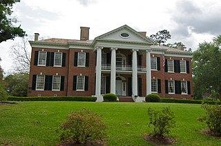 Auburn (Natchez, Mississippi) historic mansion in Natchez, Mississippi, USA
