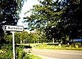 Auchattie junction on B974 - geograph.org.uk - 975699.jpg