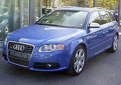 Audi S4 Avant (2005)