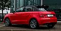 Audi A1 Sportback 1.4 TFSI Ambition – Heckansicht, 13. Juni 2012, Velbert.jpg