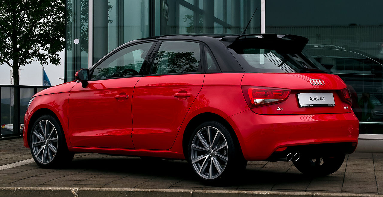 datei audi a1 sportback 1 4 tfsi ambition heckansicht 13 juni 2012 wikipedia. Black Bedroom Furniture Sets. Home Design Ideas