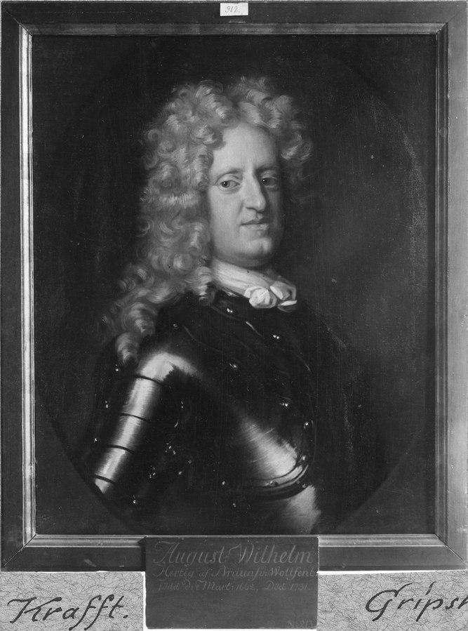 August Vilhelm, 1662-1731, hertig av Braunschweig-Wolfenbüttel