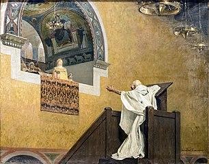 Saint John Chrysostom and the Empress Eudoxia