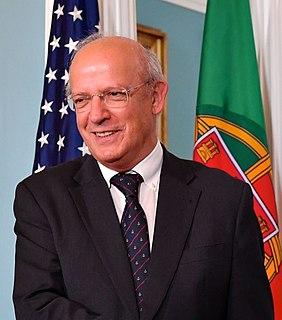 Augusto Santos Silva Portuguese politician, school teacher and journalist