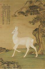Auspicious Roe Deer