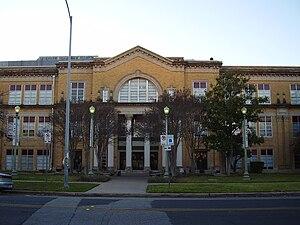 Stephen F. Austin High School (Austin, Texas) - Image: Austin CC Rio Vista