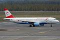 Austrian Airlines, OE-LBI, Airbus A320-214 (17461570642).jpg