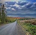 Automne sur le chemin Saint Laurent - panoramio.jpg