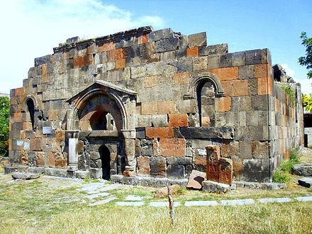 Katoghike Tsiranavor Church of Avan, 6th century