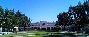 Ruben S. Ayala High School - Ayala High School Campus