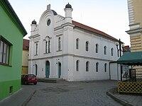 Břeclav, Synagogue.JPG