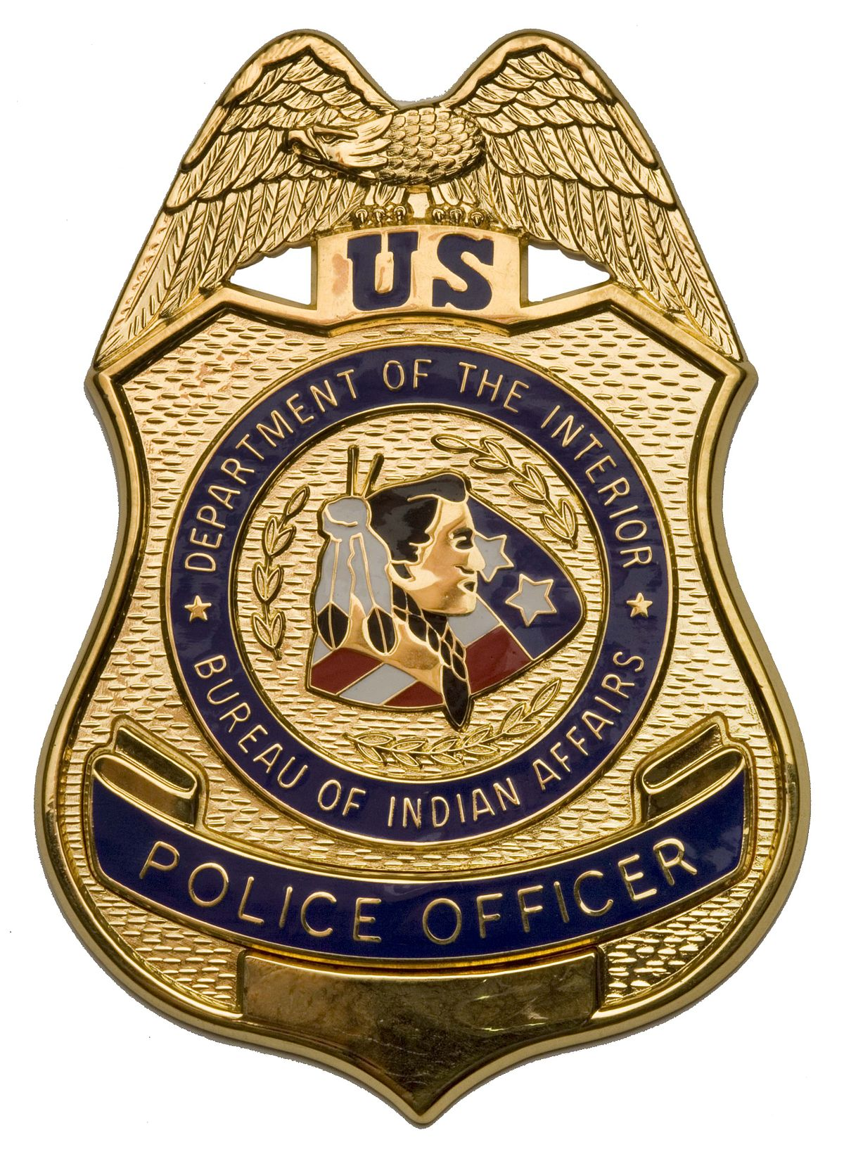 bureau of indian affairs police wikipedia