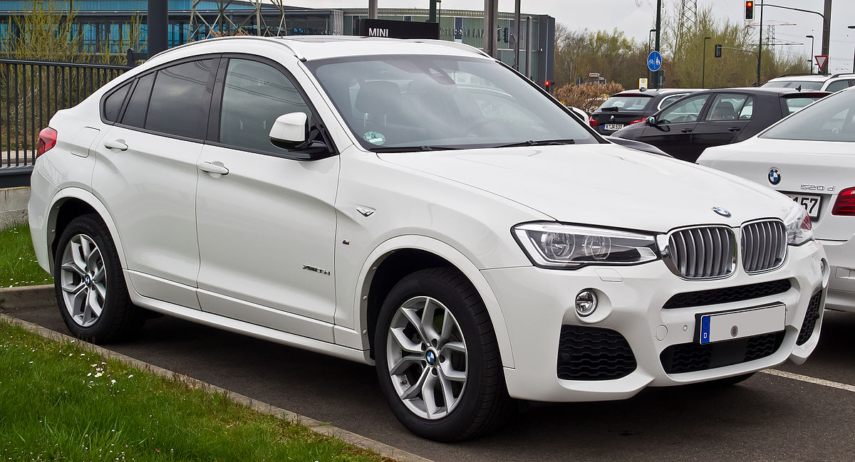 1200px BMW_X4_xDrive35d_M Sportpaket_%28F26%29_%E2%80%93_Frontansicht%2C_11._April_2015%2C_D%C3%BCsseldorf bmw x4 wikipedia  at sewacar.co