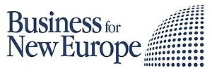 Business for New Europe - Image: BNE logo