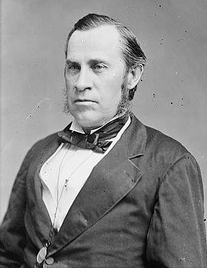 Benjamin W. Harris - Image: BW Harris