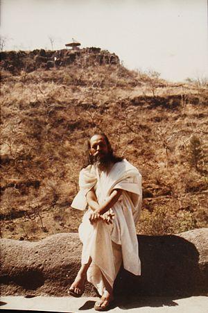 Baba Hari Dass - Image: Baba Hari Dass in India
