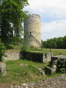 Burg Abbach – Wikipedia