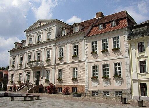 Bad Freienwalde town hall