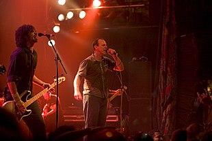 Bentley e Graffin, concerto alla House of Blues, 2005