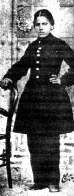 Badí' - Badí' aged 15.