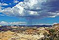 Badlands Rain, San Rafael Swell, UT 8-07 (14946782791).jpg